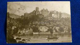 Das Schloss Heidelberg Germany - Heidelberg