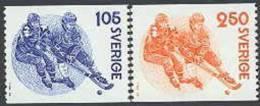 ZWEDEN 1979 IJshockey Serie PF-MNH - Suecia