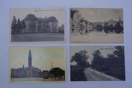 Postkaarten België Belgique Cpa Pk Lot 30 Off Steden Gemeenten Oa Aalst - Collections