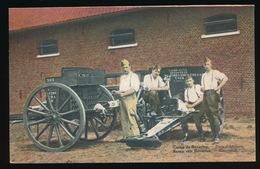 KAMP VAN BEVERLO  - KANONSTUK - Leopoldsburg (Kamp Van Beverloo)