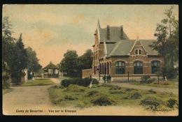 KAMP VAN BEVERLO  - VUE SUR LE KIOSQUE - Leopoldsburg (Kamp Van Beverloo)