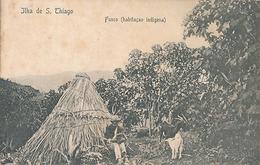 JLHA DE S. THIAGO - FUNCO (habitaçao Indigena) - Cap Vert