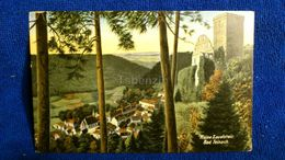 Ruine Zavelstein Bad Teinach Germany - Bad Teinach