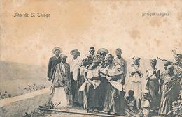 JLHA DE S. THIAGO - BATUQUE INDIGENA - Cap Vert