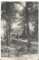 Halanzy: La Maison Frontière En 1906 - Aubange