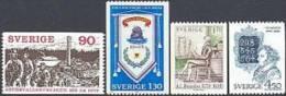 ZWEDEN 1979 Div Jubilea Serie PF-MNH - Schweden