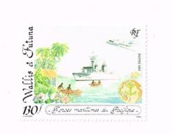 Forces Maritimes Du Pacifique.MNH,Neuf Sans Charnière,Falzlos.Yvert 444 - Wallis-Et-Futuna