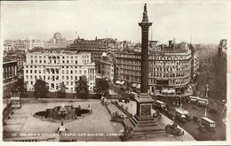 London (England) Nelson's Column And Trafalgar Square - Trafalgar Square