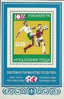 Bulgarial - Mundiales Alemania 1974 - H-44 - Nuevo - Coppa Del Mondo