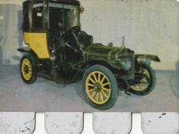 """Plaquette Collection """"L'Auto à Travers Les âges"""" : Brazier 1908 - Plaques En Tôle (après 1960)"""