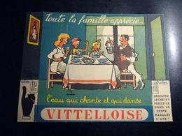LA VITELLOISE Image A Decouper - Vieux Papiers