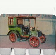 """Plaquette Collection """"L'Auto à Travers Les âges"""" : Panhard Et Levassor 1898 - Plaques Publicitaires"""