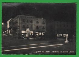 Gallio Notturno Bar Italia 1958 Asiago Altopiano Vicenza - Vicenza