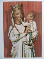 Madonna ./ White Virgin / Catedral Toledo / Spain - Vergine Maria E Madonne