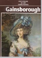 Gainsborough  - Chefs-D'Oeuvre De L'Art - Grands Peintres - Hachette CaravagGainsborough - Art