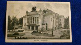 Giessen Stadttheater Germany - Giessen