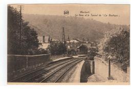 """Waulsort  La Gare Et Le Tunnel De """"La Boutique"""" - Hastière"""