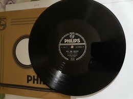Philips  -  1954  Nr.  21624  H.  Hey, Mr Banjo . Frankie Yankovic - 78 G - Dischi Per Fonografi