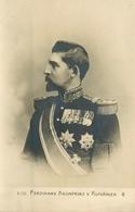 "Romania - Carte Photo - "" Ferdinand Kronprinz V. Rumänien "" - Roumanie Roman - Roumanie"