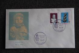 FDC - 1974 , ANKARA , EUROPA - Brieven En Documenten