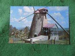 CARIBBEAN: BARBADOS St Andrew Morgan Lewis Mill Colour Letchworth - Barbados