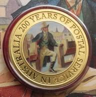 Australia 1 $ 2009 Post 200 Years Color Australie Folder - Australie