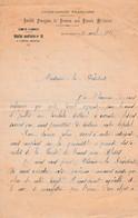 WW1 - AIX LES BAINS - CROIX ROUGE Fse - Comité D'ANNECY - Hôpital Auxiliaire N° 10 à L'Hôtel Bristol - Documents Historiques