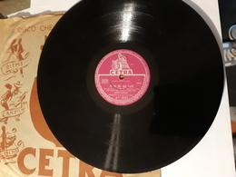 Cetra   -   1958.  Serie AC  Nr. 3325  -  Sanremo 1958 . G Latilla E Carla Boni - 78 Rpm - Schellackplatten