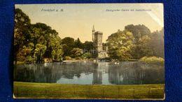 Frankfurt Zoologischer Garten Mit Aussichtsturm Germany - Frankfurt A. Main