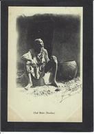 CPA Soudan Types Ethnic Afrique Noire écrite Chef Bobo - Sudan