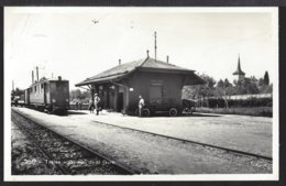 Trelex - Bahnhof - La Gare - Chemin De Fer - Zug - Bahn - Belebt - 1937 - BE Berne