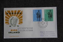 FDC - 1974, EIRE , EUROPA - FDC