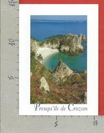 CARTOLINA VG FRANCIA - La Presqu'ile De Crozon - MORGAT - Les Falaises - 10 X 15 - ANN. 1998 - Crozon