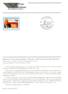 Italia 1995 BOLLETTINO ILLUSTRATIVO N.30 GIORNATA DELLA FILATELIA. - 6. 1946-.. Republic
