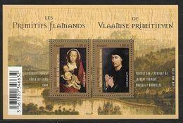 France 2010 Bloc Feuillet N° F4525 Neuf Peintures Flamandes à La Faciale - Sheetlets