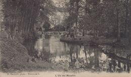 Celettes : L'Ile Du Moulin - Francia