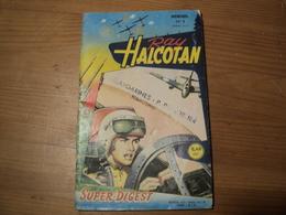 RAY HALCOTAN N°1 DE MARS 1960. ARTIMA. LA CHAUVE SOURIS TAMPON MARGARINES P. DUMOR...? A TOURCOING NORD - Livres, BD, Revues