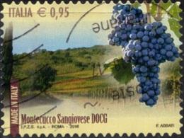 Italia 2016 Montecucco Sangiovese DOCG - 6. 1946-.. Repubblica