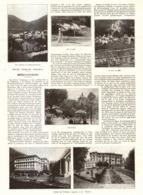 """"""" BRIDES-LES-BAINS """"  1930 - Alpes - Pays-de-Savoie"""