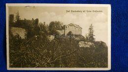 Bad Blankenburg Mit Ruine Greifenstein Germany - Bad Blankenburg