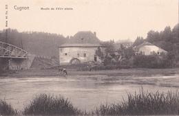 CPA - Cugnon - Moulin Du XVIIème Siècle - NELS Série 40 N° 212 - Bertrix