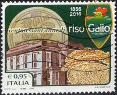 Italia 2016 Riso Gallo - 6. 1946-.. Repubblica