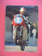 Carte Moto  Tourist Trophy Agostini 350 - Motos