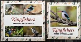 # Gambia 2015**Mi.7247 A-E  BIRDS , MNH [18;98] - Birds