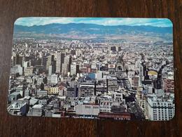 L6/136 Mexique. Mexico City. Vista Panoramica - Mexique