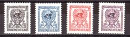 Laos - 1956 - N° 33 à 36 - Neufs ** - Admission Aux Nations Unies - Laos