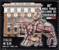 Italia 2017 Museo Storico Carabinieri - 1946-.. République