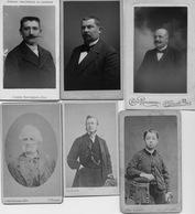 PHOTOS CHERI ROUSSEAU SIX CDV - Old (before 1900)