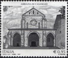 Italia 2017 Abbazia Di Casamari - 6. 1946-.. Repubblica