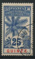 Guinée (1906) N 39 (o) - Guinée Française (1892-1944)
